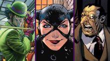 Estos serían los villanos del Batman de Robert Pattinson