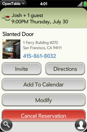 Palm's webOS gets a couple more apps -- are the floodgates opening?