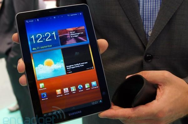 Apple wins German injunction against Samsung, Galaxy Tab 7.7 pulled from IFA
