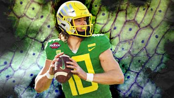The sweet science of Justin Herbert's decision