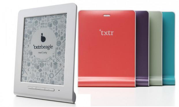 Txtr Beagle aims to corner low-end e-reader market for $13 (video)