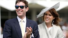 Princess Eugenie and Jack Brooksbank have their own wedding hashtag...