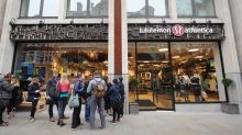 Lululemon shares slip but analysts still think the yoga-pant maker is a 'top idea'