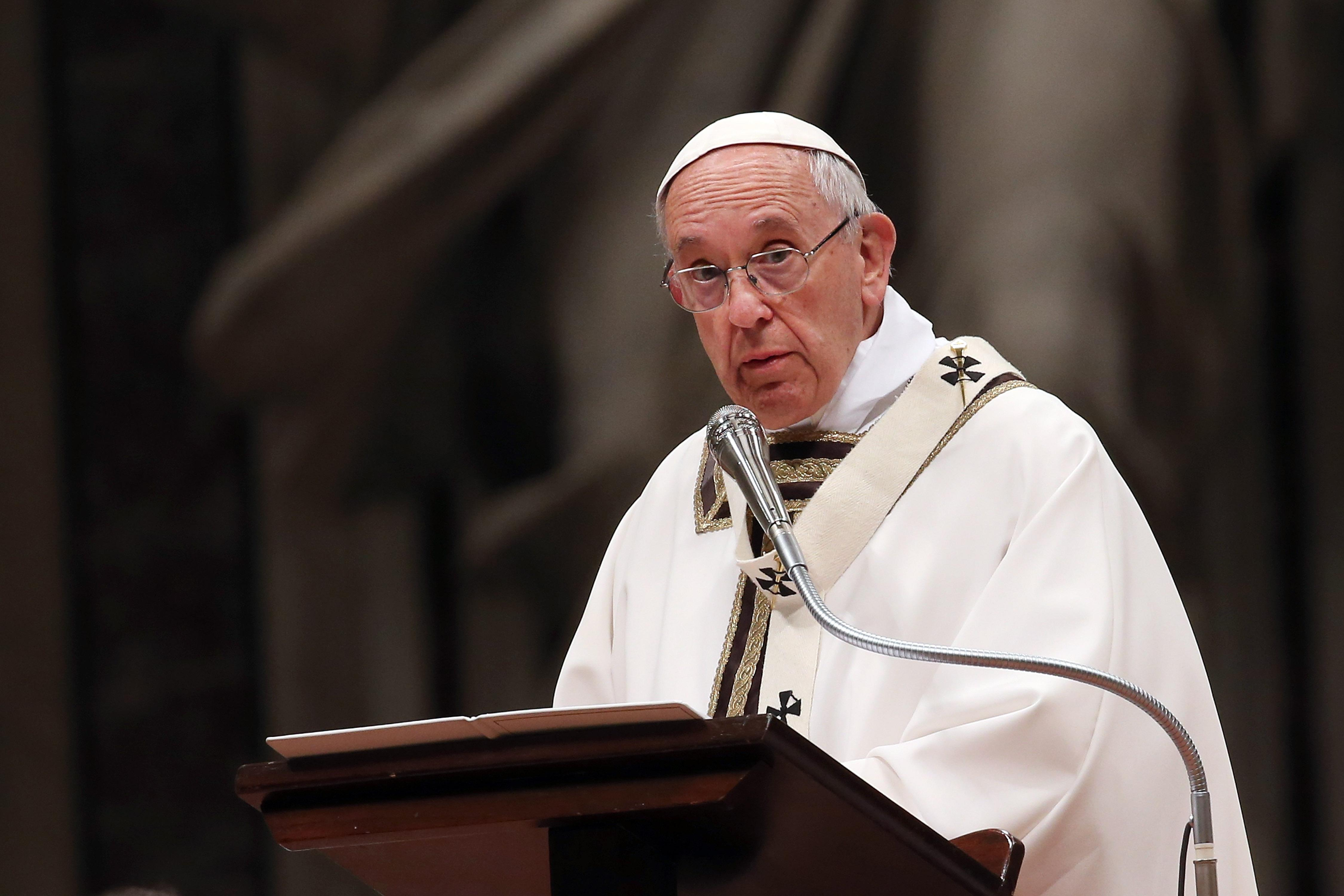 Pope Francis' Advisors Say He Knew About Sexual Abuse by a ...