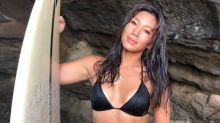 Danni Suzuki diz que deixou a Globo após ser cortada de novela escrita para ela