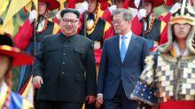 Sommet intercoréen : une rencontre ponctuée de moments comiques et de gêne