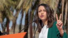Arrimadas pide que no se confunda el acento andaluz con el del PSOE