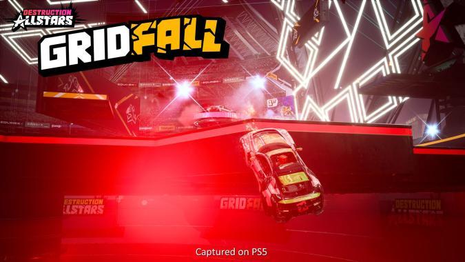 Gridfall in PS5 title 'Destruction AllStars'