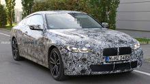 BMW 4er (2020) Erlkönig zeigt den Innenraum ungetarnt