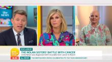 Linda Nolan feels 'lucky' to share cancer treatment with sister Anne