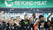 Beyond Meat is rocking despite negative analyst moves this week, surges 12%
