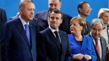 Erdogan pede que Putin contenha o regime sírio em Idlib