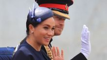 Meghan Markle flaunts incredible new ring at Trooping the Colour - is it a push present?