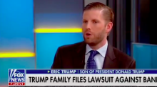 Eric Trump Threw Tiffany Under the Bus on National TV While Spelling Out the Trump Legal Strategy