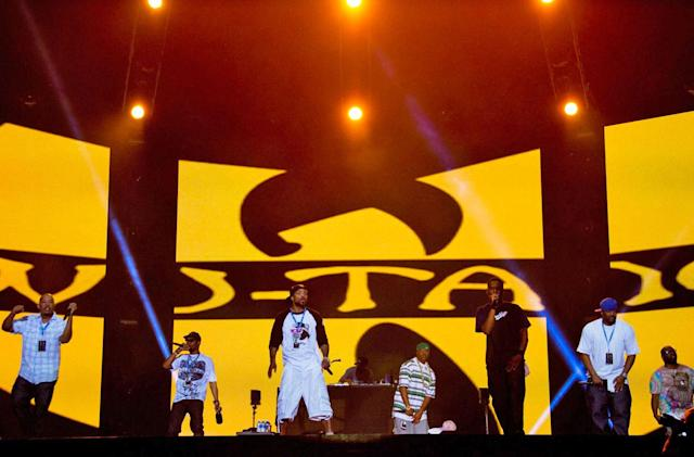 Martin Shkreli is selling his $2 million Wu-Tang album on eBay
