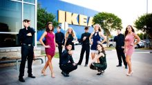 These teens took their homecoming pictures at IKEA, and they're hilarious
