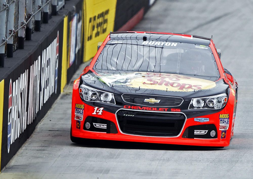 NASCAR rolls out glitzy new ad campaign for Chase