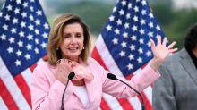 U.S. House Speaker Pelosi opposes separate deal on jobless benefits