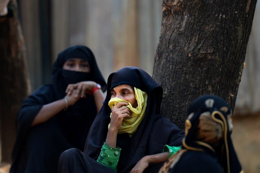 The Rohingya are reviled by many in Buddhist-majority Myanmar (AFP Photo/MUNIR UZ ZAMAN)
