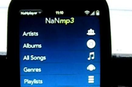First Palm App Catalog rejection: NaNplayer