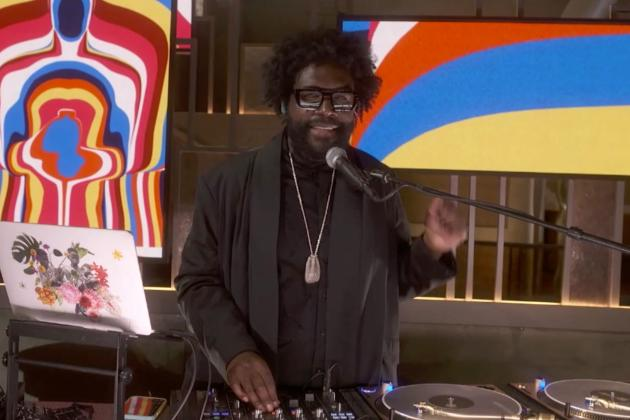 Questlove Shares Playlist of Every Song He Played During the Oscars (EXCLUSIVE)
