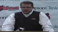 Arkansas State Press Conf & Highlights