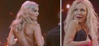 Aussie celebrities strip off for charity