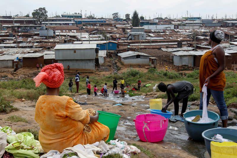 Teenage pregnancies rise in parts of Kenya as lockdown shuts schools