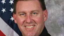 California police officer fatally shot while investigating car accident
