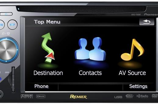 Is your Pioneer AVIC-F Series navigator acting up?