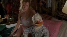 Lea Thompson Appearing As Herself In Howard The Duck Comic Book