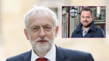 Jeremy Corbyn will celebrate election success by binge-watching EastEnders