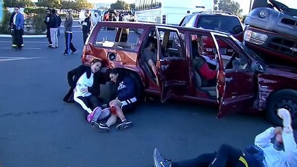 Emergency disaster drill training held in Fremont