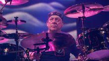 Legendary Rush drummer Neil Peart dies of brain cancer at age 67