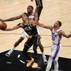 Trae Young, Atlanta Hawks complete comeback to tie series with Philadelphia Sixers
