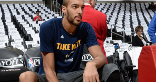 Basket - NBA - Utah : Rudy Gobert manquera le match 3 face aux Clippers