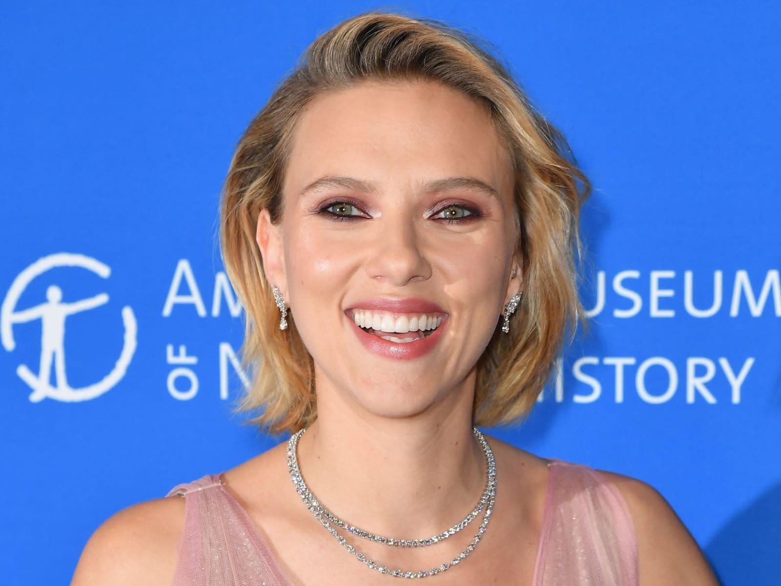 Scarlett Johansson Deepfake
