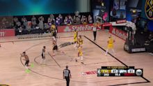 GAME RECAP: Lakers 114, Nuggets 108