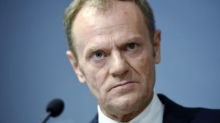 EU's Tusk confirms Brexit transition offer to London
