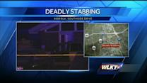 Police: Man admits to fatal stabbing on Southside Drive