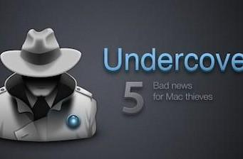 Undercover 5: the best way to secure and recover a stolen Mac