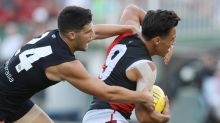 Giants not stressing over old AFL buddies