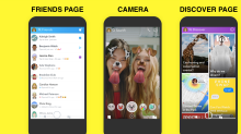 Snapchat is testing a rollback to the most controversial part of the app redesign (SNAP)