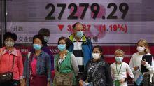 El miedo al coronavirus hunde a Wall Street: sufre la peor caída en dos años