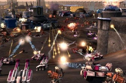 Trion's End of Nations MMORTS will be free-to-play