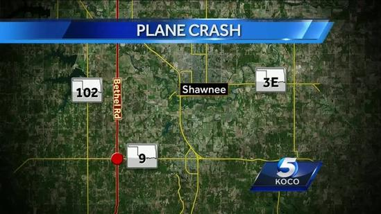 Authorities identify pilot in Oklahoma Highway Patrol plane crash