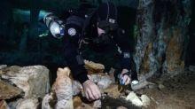 Tesoro oculto: encuentran la mina más antigua del continente sumergida en México