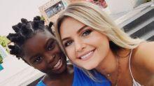 Une infirmière est considérée comme une super-héroïne depuis qu'elle a sauvé la vie d'une petite fille de 8 ans à la piscine