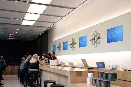 Apple sued for alleged violation of accessibility laws at retail store