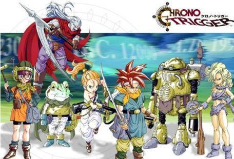 Square bringing Chrono Trigger, others to iOS (and Android)